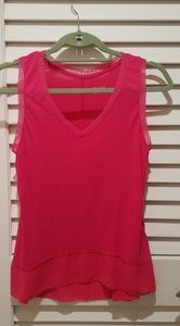 Hot Pink Sleeveless top